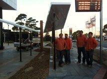 Bus stop 1